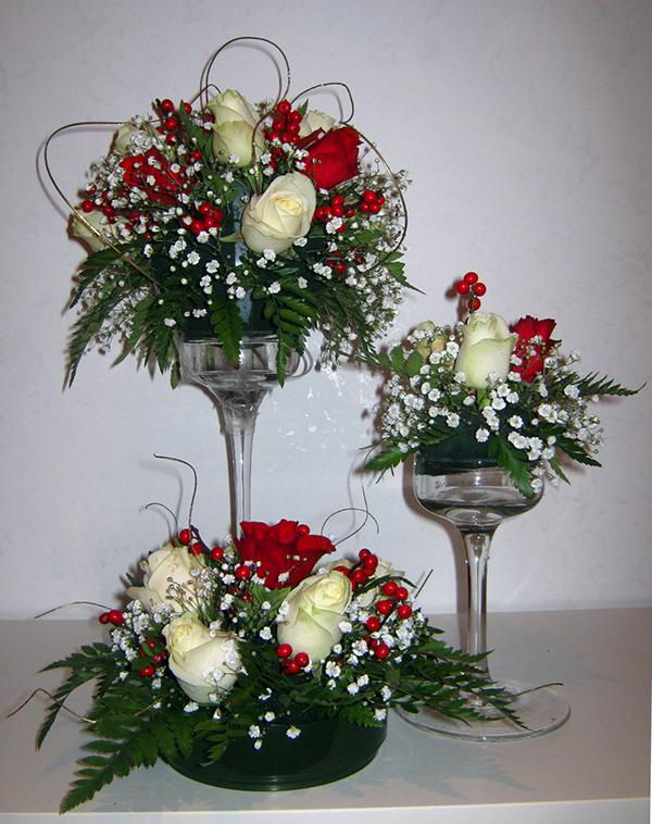 Composizioni floreali liberty red - Ikea porta spugne ...