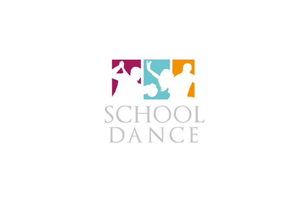 school dance logo design on pantone canvas gallery