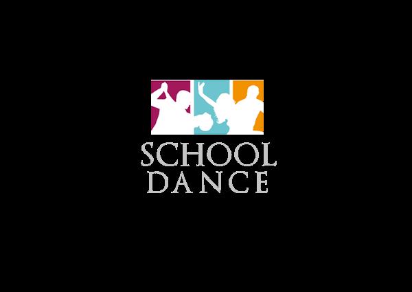 school dance logo design on pantone canvas gallery