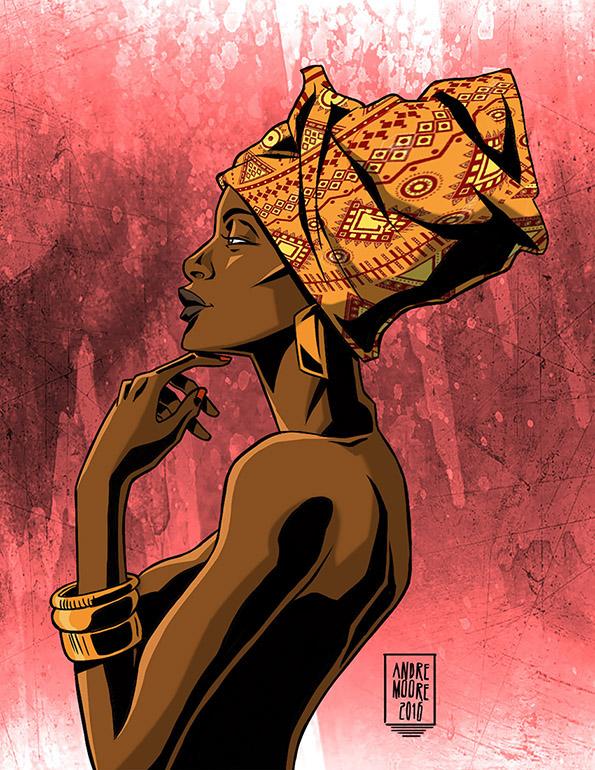 art comics prints