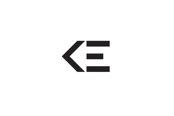 Ke logo design on behance for Design lago