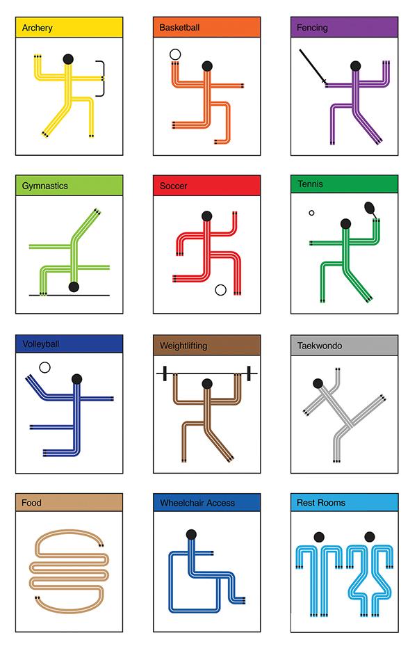 new york city olympics on sva portfolios