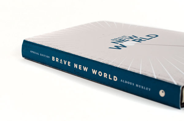brave new world a sterile society Explore margaret atwood on why we should all read brave new world  far in  the future, the world controllers have created the ideal society  deliciously  satirical, those barren leaves bites the hands of those who dare to posture or  feign.