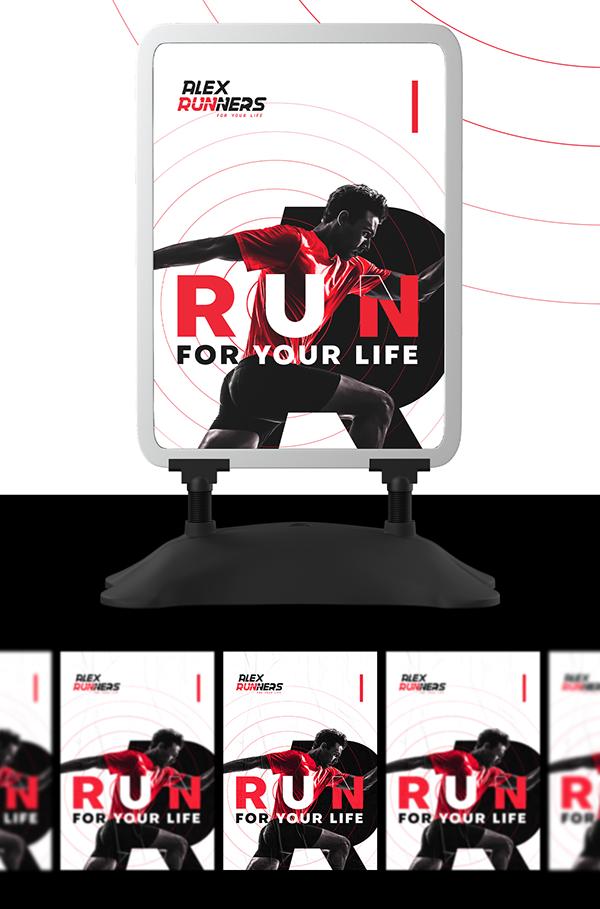 Alex Runners - Pitching Presentation