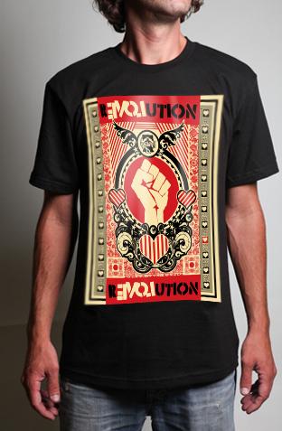 OBEY Love revolution