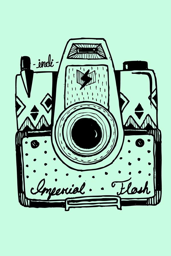 cute vintage camera wallpaper - photo #8