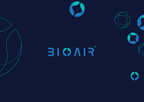 BioAir | Visual Identity / Switzerland