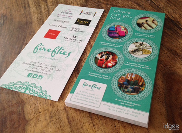 flyer design Printing custom design