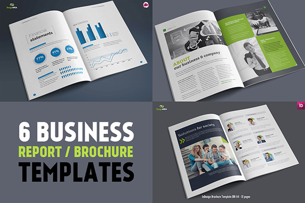 Professional brochure templates on behance for Professional brochure templates