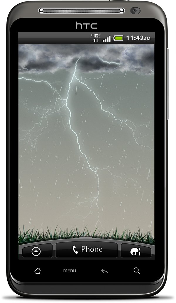 Live Weather Wallpaper for Android on Behance