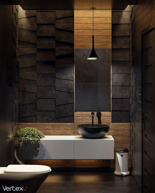 優秀的18個豪宅浴室欣賞