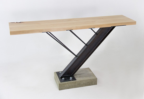 Balancing table on behance for Table design sample