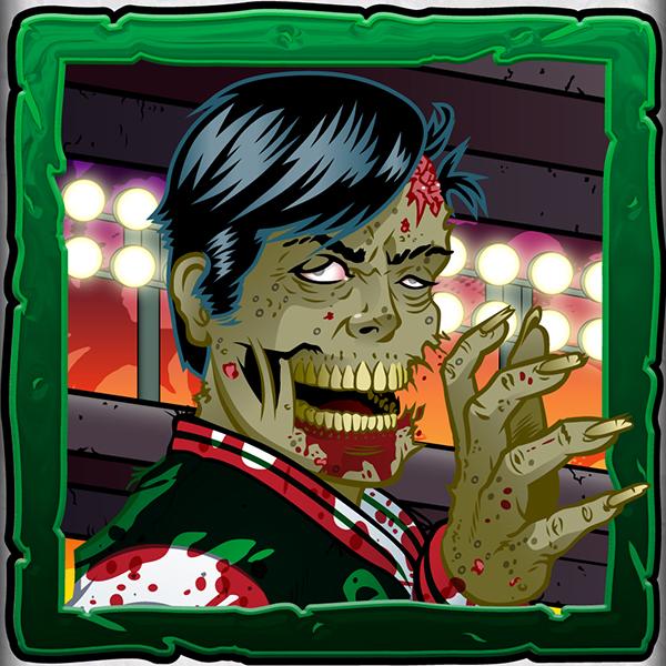 Zombies vs Cheerleaders II Slots