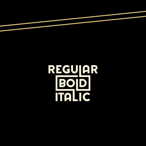 type font serif western