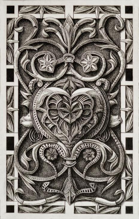 Fine Line Design Art Gallery : Fine line art on behance