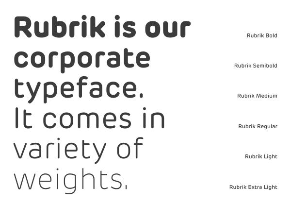 vrrb VERB interactive Web Webdesign California visual corporate identity colorful Custom Logotype lettering print cards silkscreen rubrik pop set