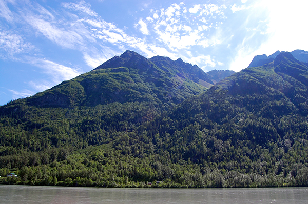 Alaska  landscape photography beach mountains rivers anchorage