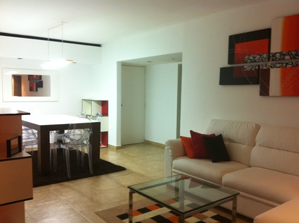 Apartamento de soltero on behance for Diseno de apartamento de soltero