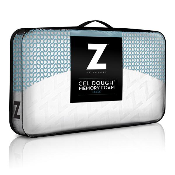Gel Dough Pillow Package on Behance