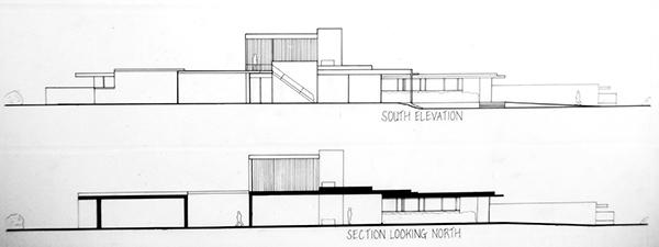 Erin Urffer Design 2 Architectural Studies Spring 14 on PhilaU – Richard Neutra Kaufmann House Floor Plans