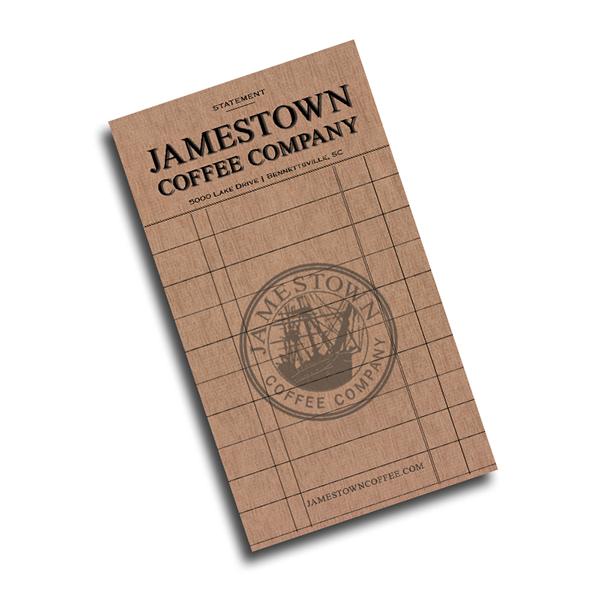 Jamestown Coffee Company On Behance
