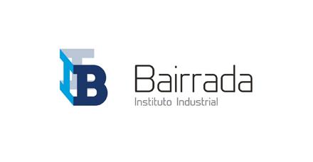 IIB Concurso logo instituto Bairrada industrial ISD brand