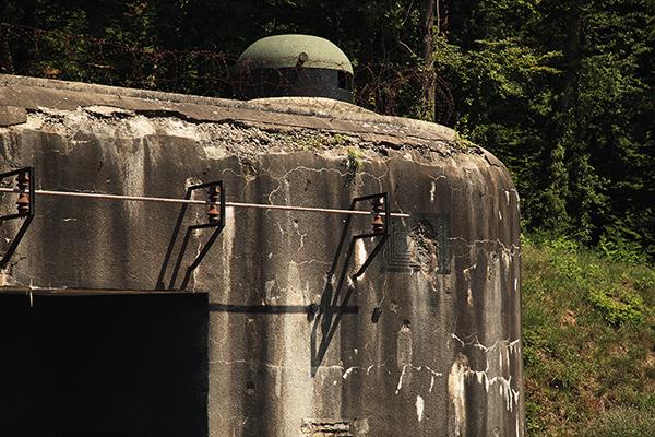 Fortification of Schoenenbourg World War II Defence