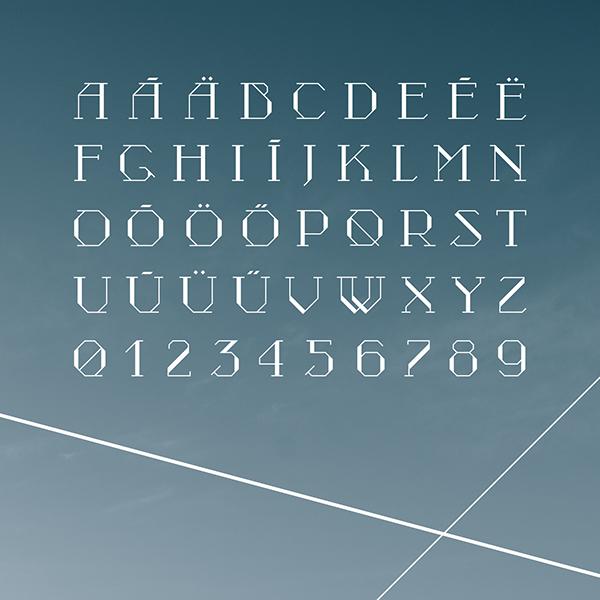 letter capital font Typeface geometry