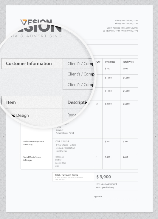 free download quotation template