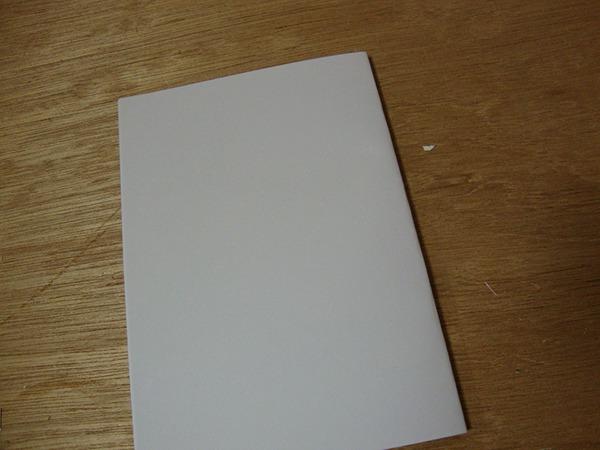 book hand-bound book artist book
