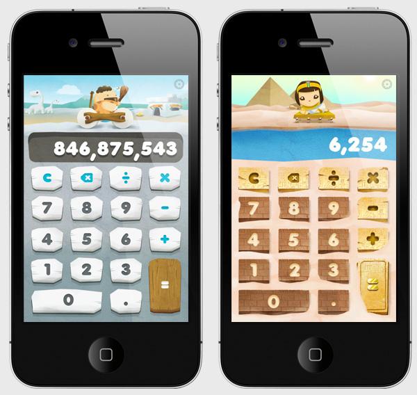 Character Design App Iphone : Adamo calculator iphone app on behance