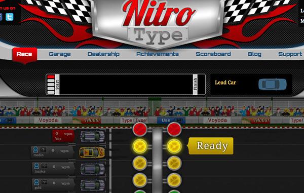 Nitro Type Wiki