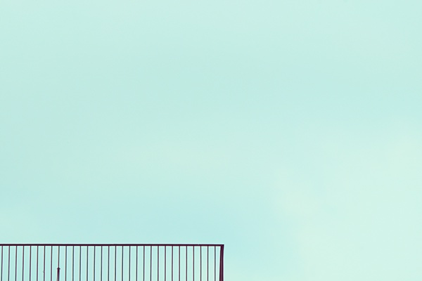 Urban Paris minimalist minimal