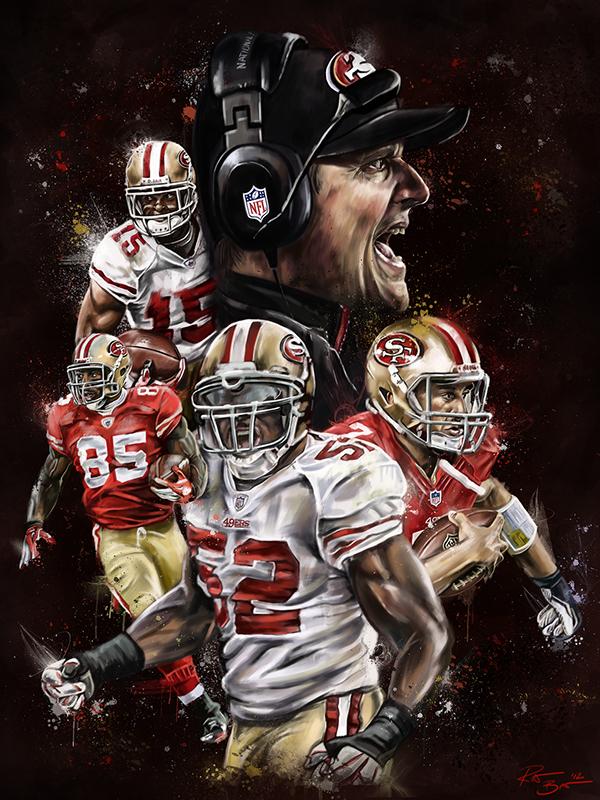 Vernon Davis 49ers Wallpaper 49ers Superbowl 2013 o...
