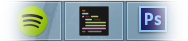 sublime text Icon flat