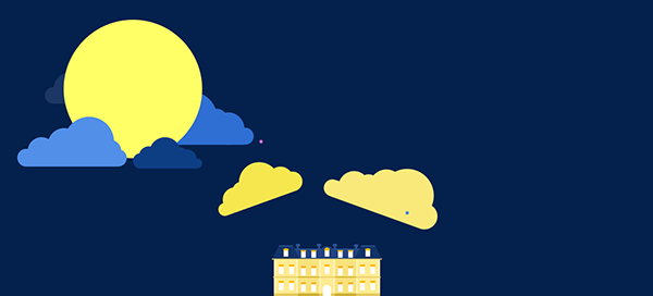 SVG Animation test on Behance