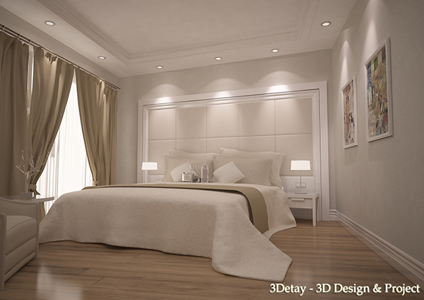 Antalya 5 star hotel room design on behance for Room 5 design