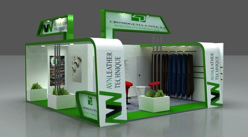 Exhibition Stall On Behance : Exhibition stall designs on behance