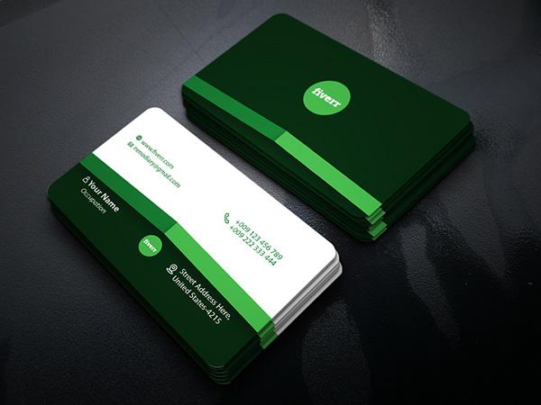 Business card design | Business card portfolio 2021