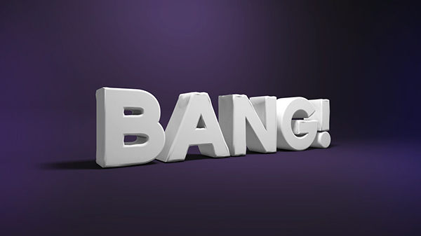 BANG! - C4D Cloth Explosions on Behance