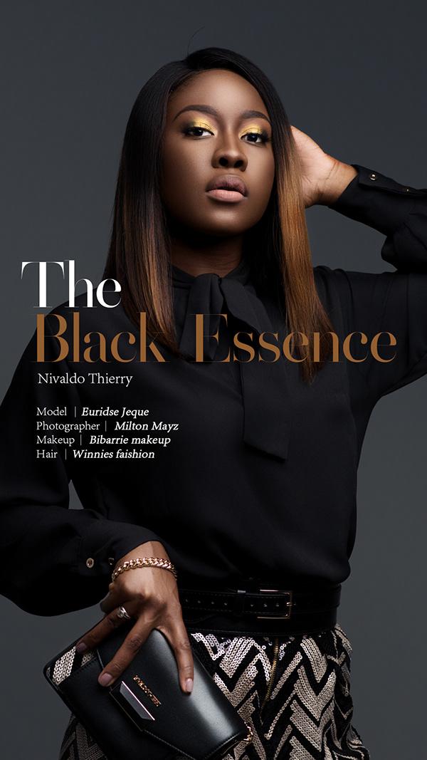 THE BLACK ESSENCE