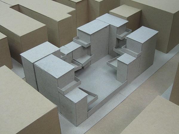 Philadelphia Row House Design Iv Prof Jacobs On Behance
