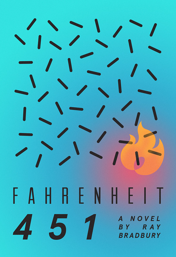 a book report of ray bradburys fahrenheit 451 Fahrenheit 451 by ray bradbury, 9780006546061, available at book depository  with free delivery worldwide  his job is to burn books, which are forbidden,  being the source of all discord and unhappiness  read the full review here:.