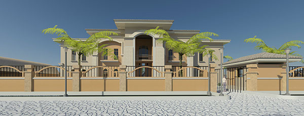 Victoria garden city vgc nigeria on behance for Luxury homes victoria