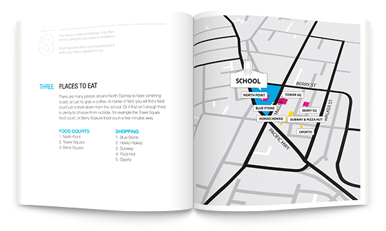brochure print Booklet