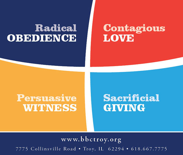 Bethel Baptist Church - Booklet