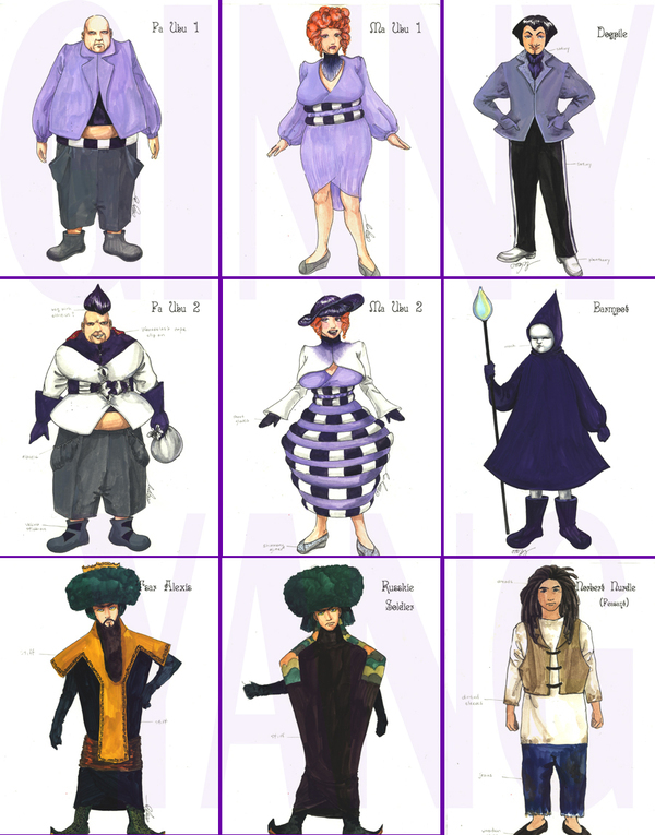 Character Design Job London : Speculative designs on behance