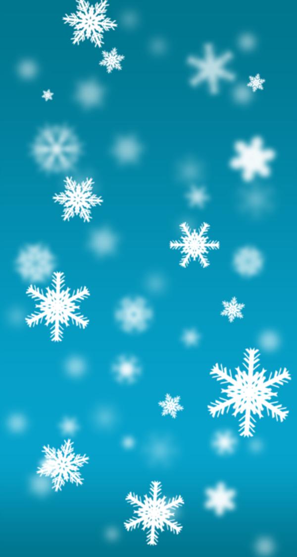 snowflake wallpaper iphone -#main