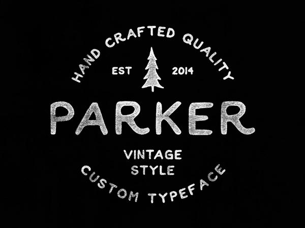 Parker Free Font Download