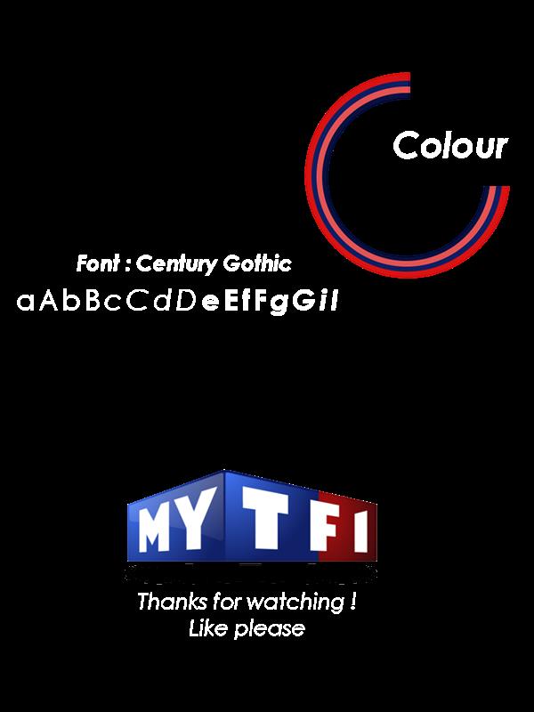 My tf1 app design on behance - My tf1 fr ...